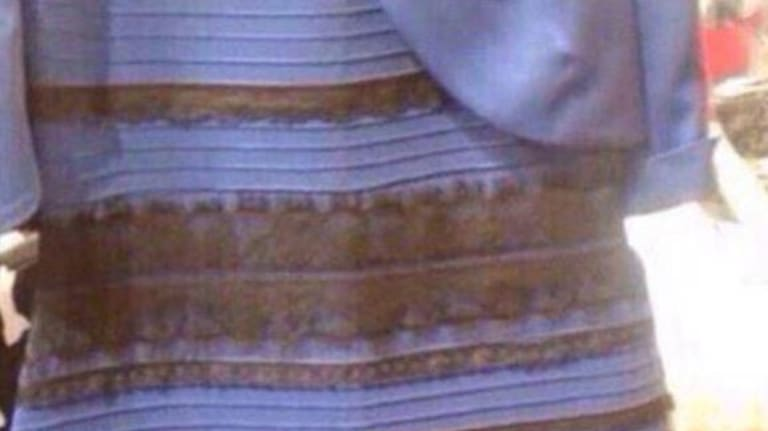 Dressgate The White And Gold Dress Making Our Mind Work