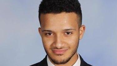 Omar Moujalled.