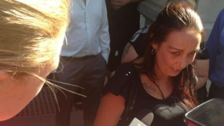Tamica Mullaley, the mother of murdered baby Charlie, had also been on the receiving end of Bell's violence.