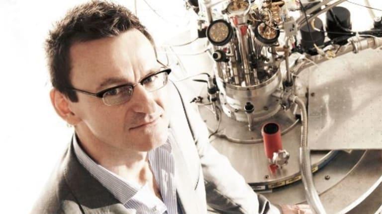 UNSW quantum physicist Andrew Dzurak.