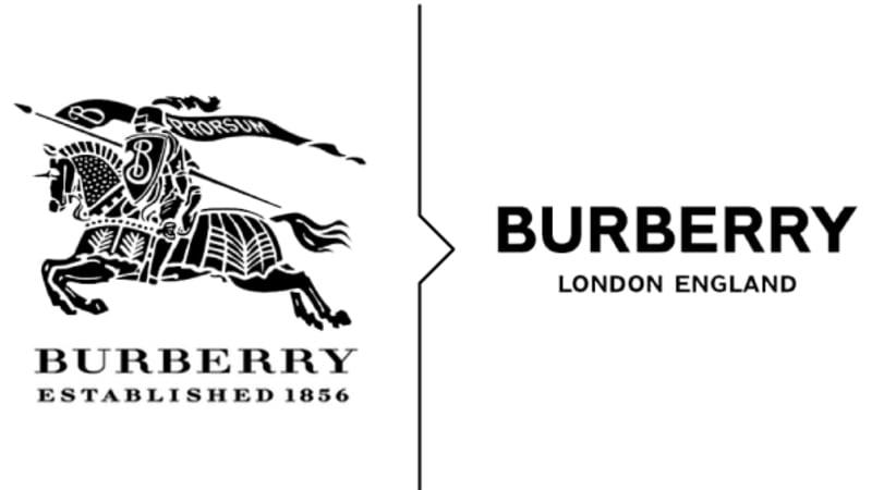 burberry  balenciaga  st laurent  different luxury brands