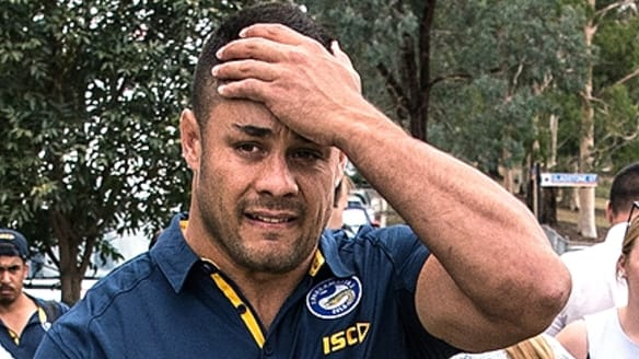 Jarryd Hayne holds secret meeting with NRL integrity unit