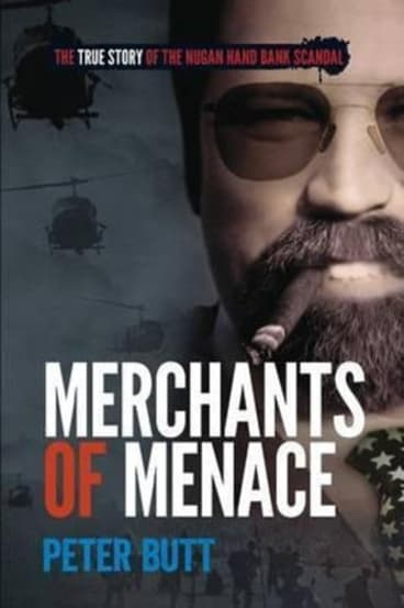 Merchants of Menace by Peter Butt traces a negative space of deep politics.