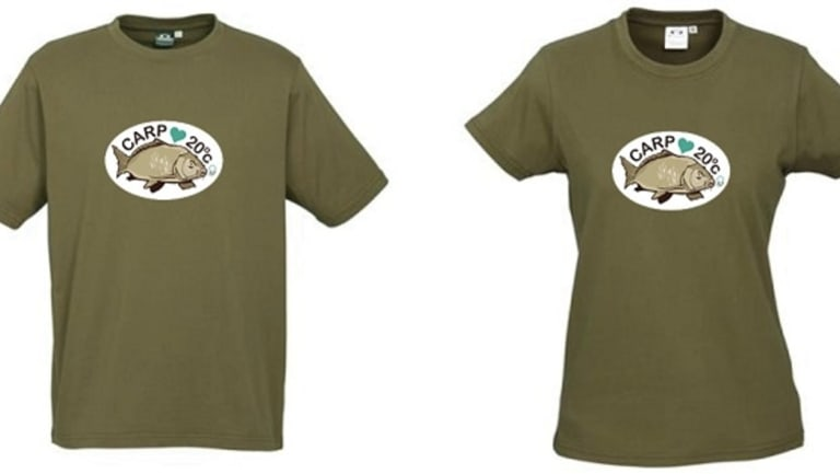 Free #carplove20 T-shirts could spawn a spring fashion craze of their own.