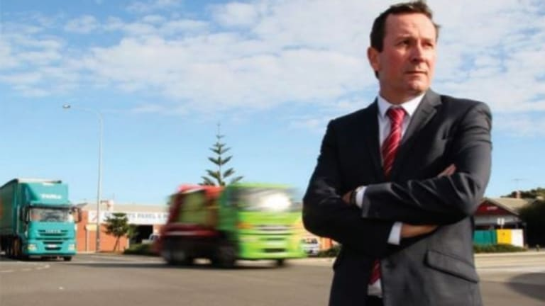 Mark McGowan has a different vision.