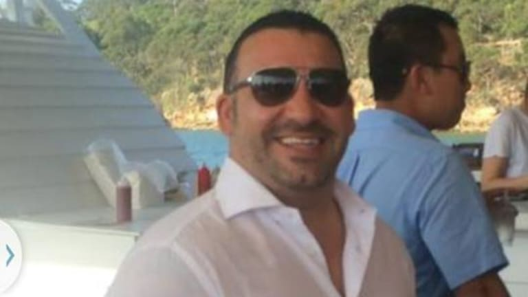 Michael Ibrahim was allegedly chauffeured around Sydney in a BMW while he arranged drug importation deals.