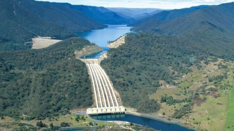 The Snowy Hydro announcement was an example of ad hoc infrastructure planning, according to Engineers Australia.