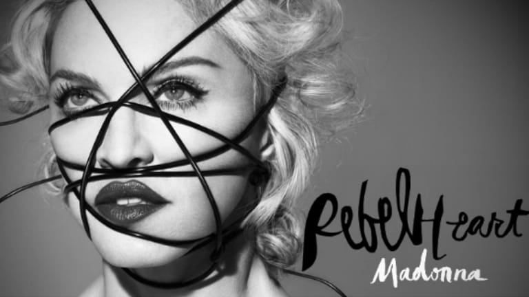 <i>Living for Love</i>, dropped by BBC Radio 1, features on Madonna's latest album, <i>Rebel Heart</i>.