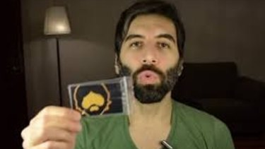 "The anti-feminist blogger Daryush ""Roosh"" Valizadeh."