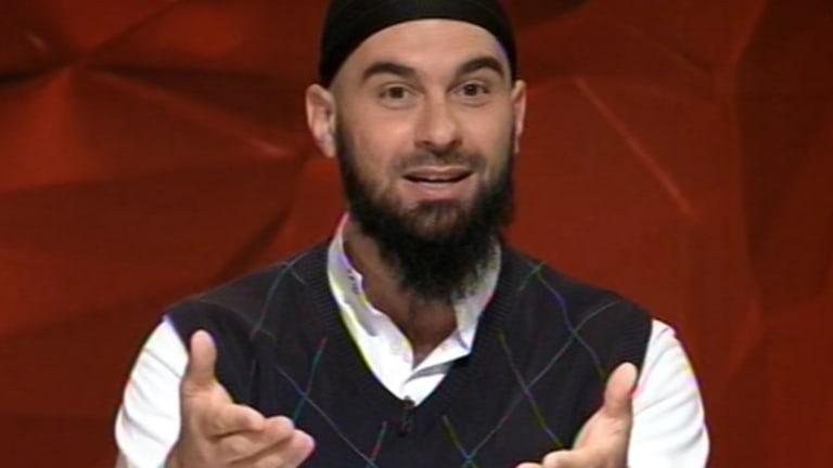 Abu Haleema has produced YouTube videos attacking moderate Sydney sheikh Wesam Charkawi.
