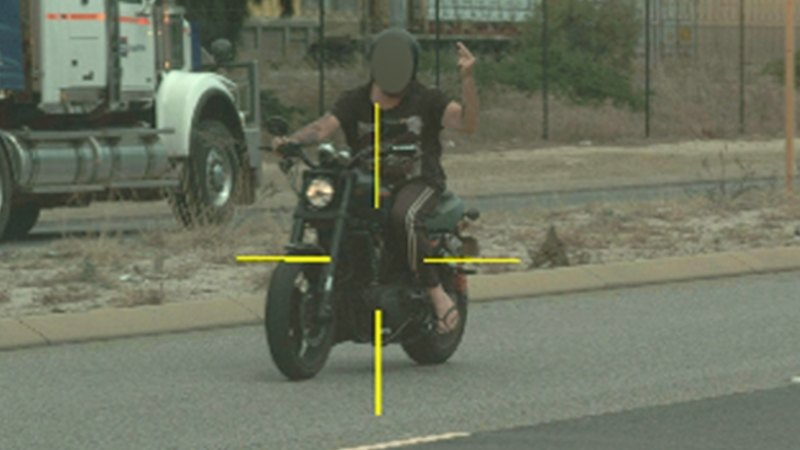WA motorcyclists targeted with new cameras