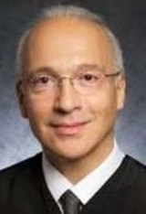 Gonzalo Paul Curiel, US District Judge for the Southern District of California.