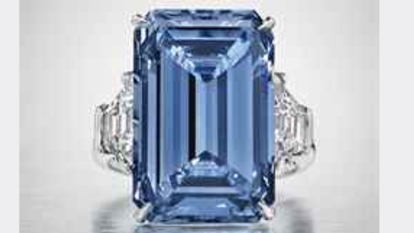 Blue Diamond sells for $80 million, most expensive jewel ever auctioned
