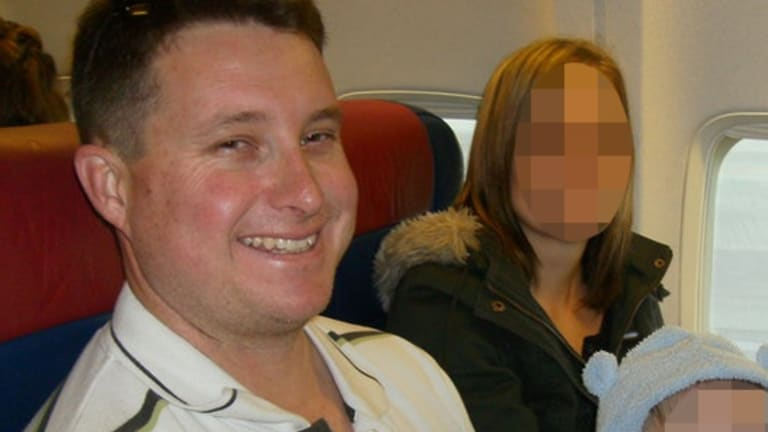 Queensland police officer Brett Forte was gunned down on Monday afternoon.