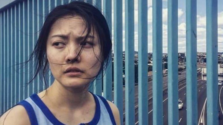 Jenny Wu stars in the film <i>Australia Day</i>.