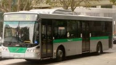 A man has died in hospital after he was allegedly stabbed while walking off a bus in Fremantle. (File pic)