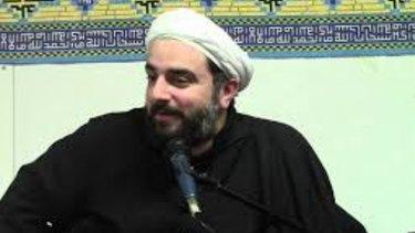 A video still of Farrokh Sekaleshfar.