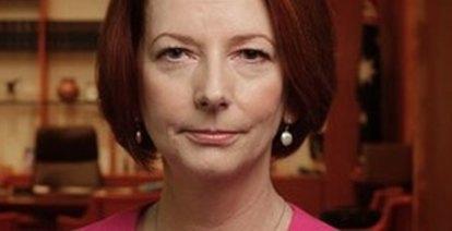 2012 Daily Life Woman of the Year winner: Julia Gillard