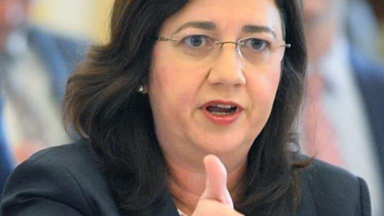 Queensland Premier Annastacia Palaszczuk unveiled the plans on Sunday.
