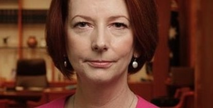 2012 Daily Life Woman of the Year winner: Julia Gillard