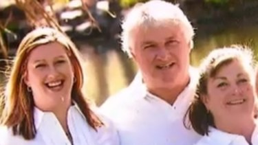 Alan Bugden, 67died after he had a stroke in a hospital toilet and wasn't found for 20 hours with his daughter Hayley Clarke and wife Lexi.