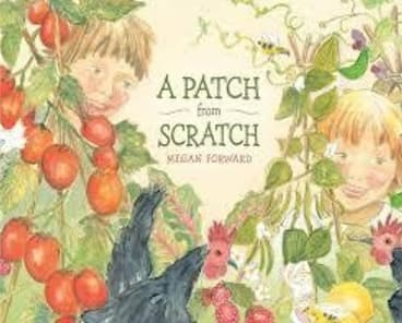 A Patch from Scratch by Megan Forward.