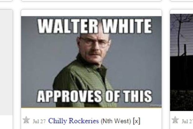 Walter White approves of this': Ice sales rife on Melbourne's Craigslist