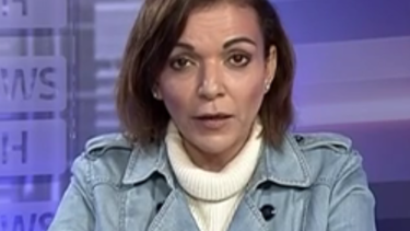 Anne Aly appearing on Sky News on Tuesday afternoon.
