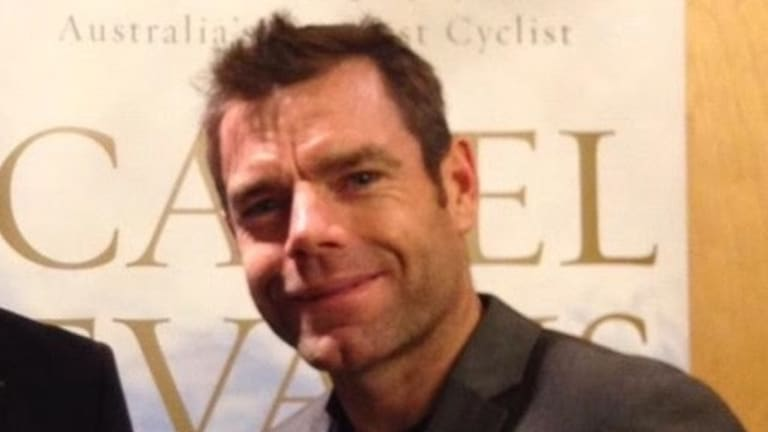 Not enough respect on the roads: Cadel Evans launches his autobiography.
