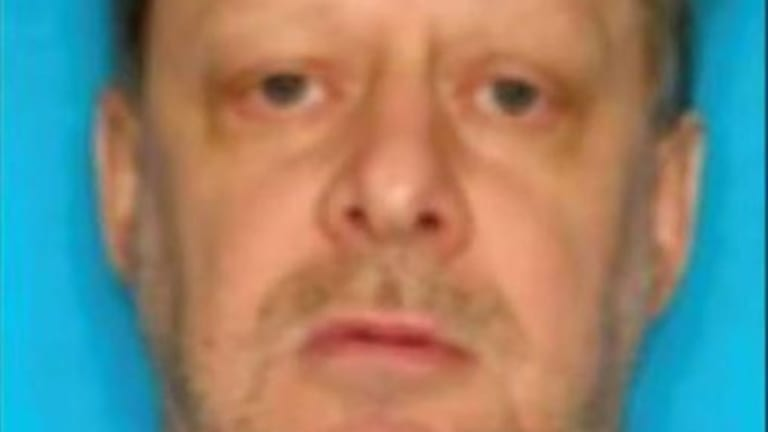 A licence photo of Stephen Paddock, the man responsible for the Las Vegas shooting on September 28.