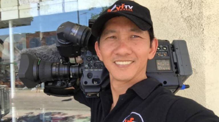 Crash victim Quoc Huong Vu.