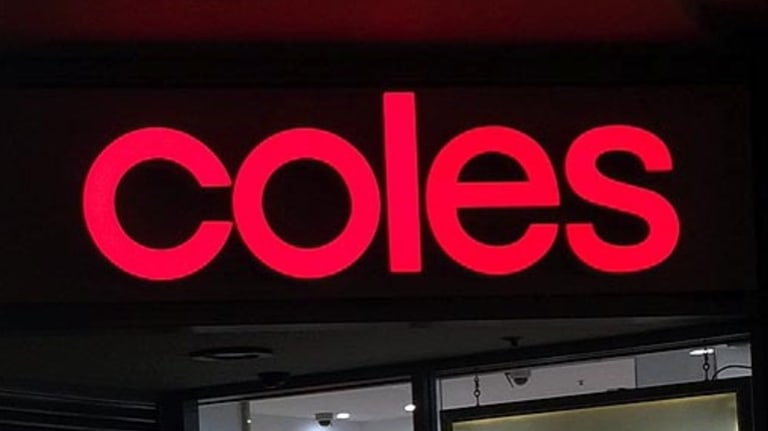 Coles has been granted a court order to keep a homeless man out of a Kellyville shopping plaza.