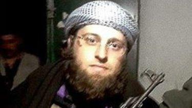 US man John Georgelas, aka Yahya al-Bahrumi, has been described as Islamic State's chief English-language propagandist.