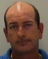 Victim: Ray Niceforo, who died a violent death after being held in a headlock and hit on the head with a spanner.