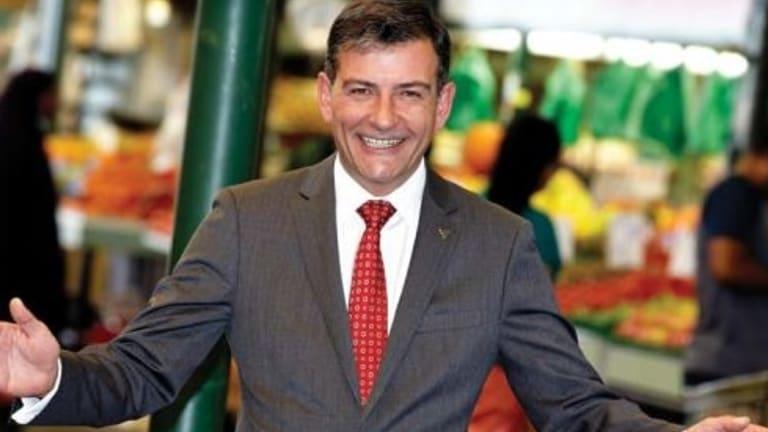Former Darebin mayor Steven Tsitas.
