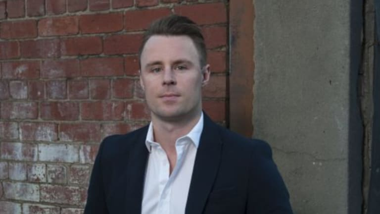 Foreign exchange broker Owen Kerr.