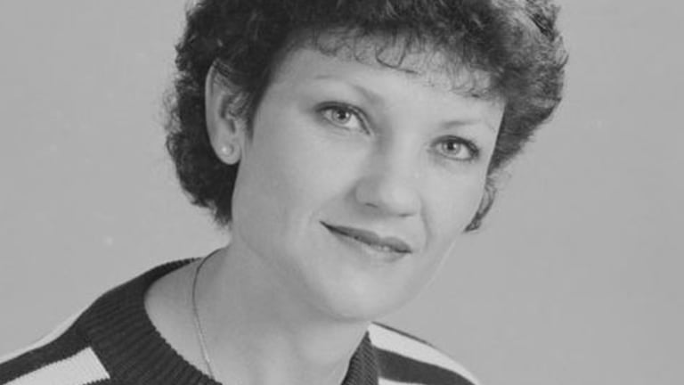 Pauline Hanson as an Ipswich councillor in 1994.