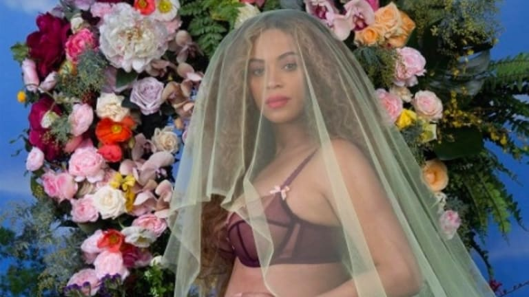In February Beyonce debuted her baby bump in a spectacular Instagram post.