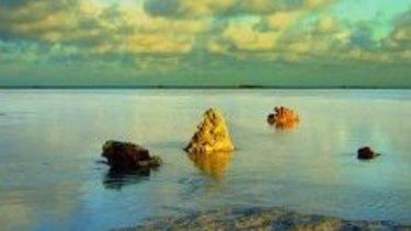 The Natuna Islands.