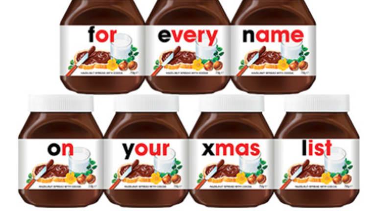 A very hazelnutty Christmas?