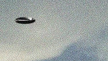 A UFO reportedly spotted over Wooloowin on May 23.