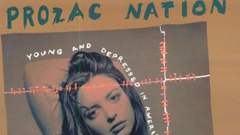 Prozac Nation, by Elizabeth Wurtzel, became emblematic of the zeitgeist of medicating Western depression