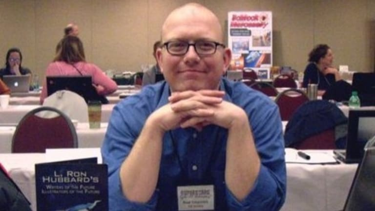 Brad R. Torgersen, the sci-fi writer who launched this year's Sad Puppies campaign to ensure writers and works on his list were nominated.