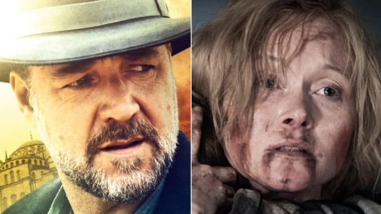 Vying for top spot: <i>The Water Diviner</i> and <i>The Babadook</i>.