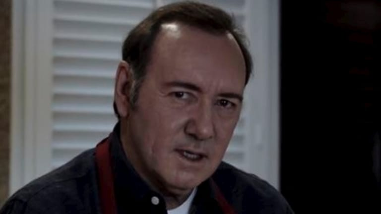 Kevin Spacey released a YouTube video in which he appears to reprise the role of Frank Underwood.