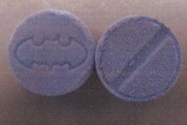 Police issue warning over 'Blue Batman' drug