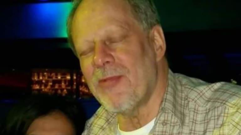 Stephen Paddock, 64, has been identified as the gunman.
