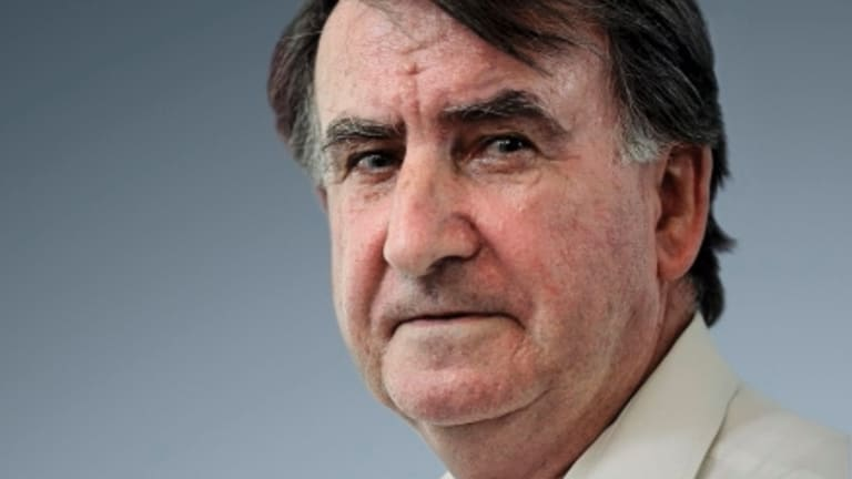 One of Australia's most gifted writers: Gerald Murnane.