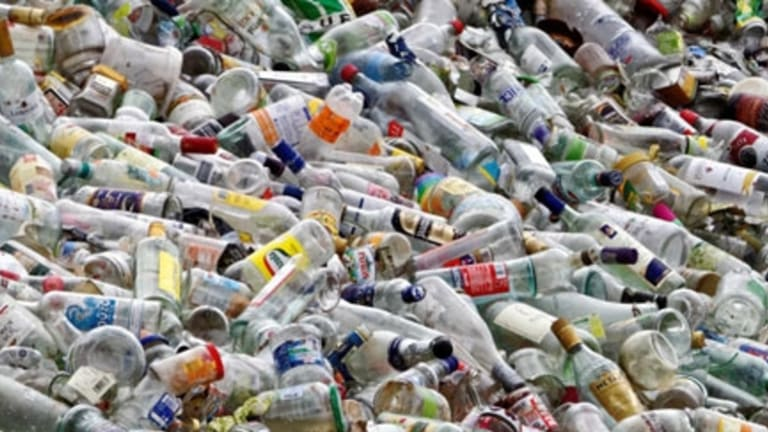 There is an estimated there 1.4 million trillion micro-plastic particles in our oceans.