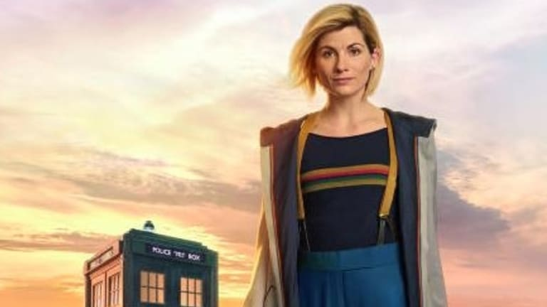 Dr Who returns in a New Year Special called Resolution.